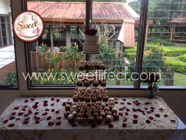 Matrimonio Catolico Costa Rica : Queques de boda costa rica sweet life cakes